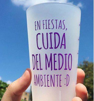 Fundación VARAZDIN se encargará de la limpieza de los vasos reutilizables en San Fermín