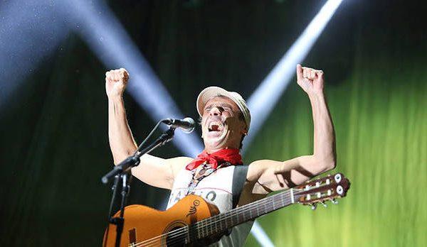 Fundación Varazdin en el histórico concierto de Manu Chao en Estella-Lizarra