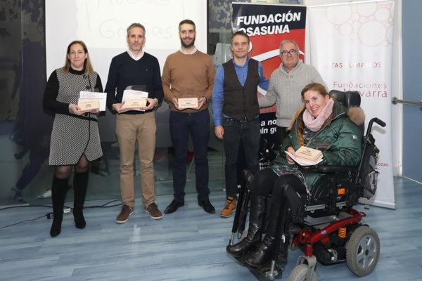 Fundación Varazdin galardonada en la III edición de los premios de la Asociación de Fundaciones