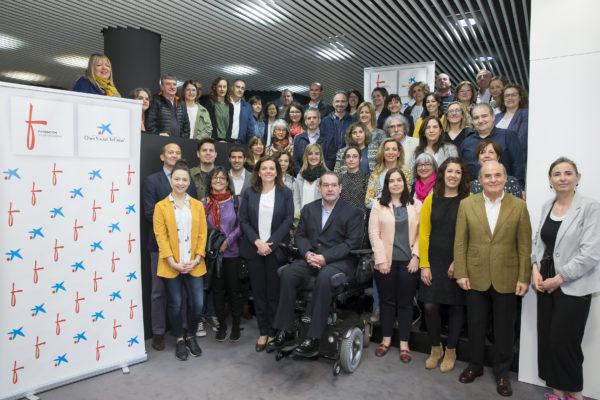 Fundación Varazdin recibe el apoyo de la Obra Social la Caixa y Fundación Caja Navarra