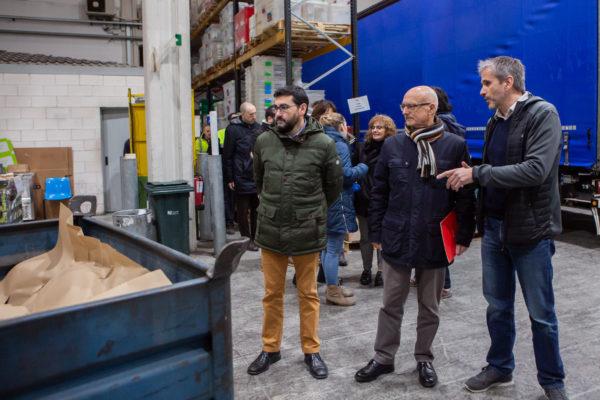 El Consejero de Cohesión Territorial visita Varazdin