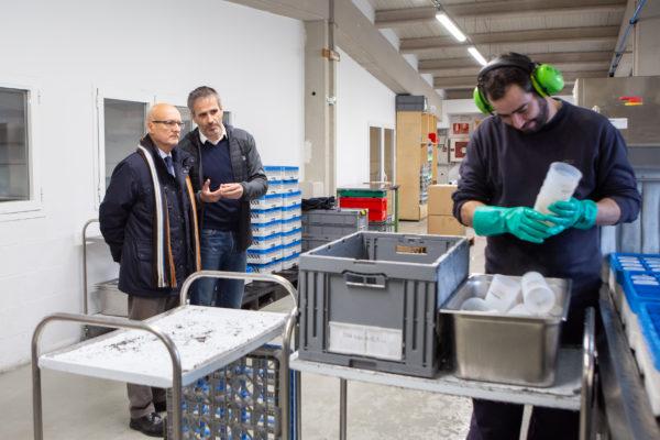 Balance del servicio de vajilla reutilizable 2019
